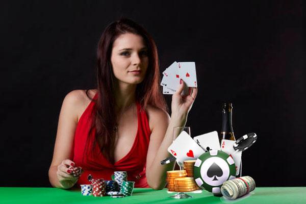 Image result for judi slot women gambling