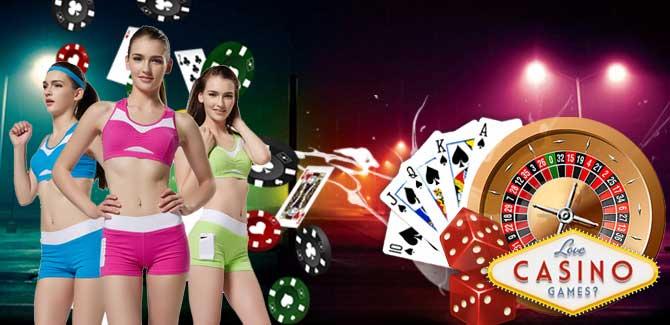 Online Slot Casino Games